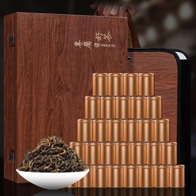 2019新茶金骏眉红茶散装茶叶春茶礼盒装蜜香型金俊眉罐装红茶茶叶500克