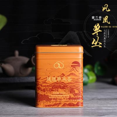 [乌岽蜜兰香]潮州凤凰单枞茶浓香型 乌岽山高山生态单丛125g