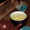 云南临沧冰岛单株古树茶普洱生茶迷你七子饼小饼茶生普294克42片
