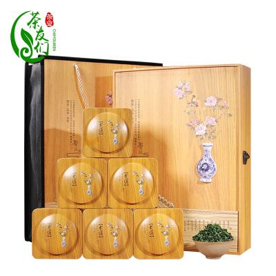 新茶安溪高山铁观音春茶浓香型茶叶礼盒装兰花香乌龙茶500g袋装
