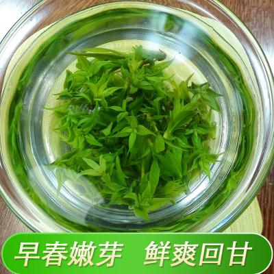 2021新茶野茶嫩芽小叶苦丁青山绿水特级正品贵州余庆发酵毛冬青茶
