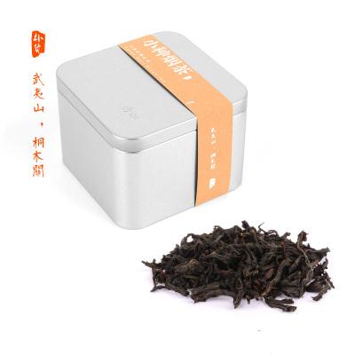 小种烟茶50g铁盒装