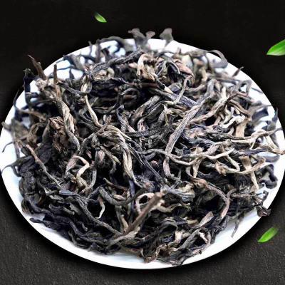 100克云南滇红茶叶特级古树红茶凤庆大金针散装浓香型红茶散装2019红茶
