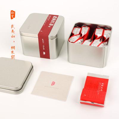 老纵红茶50g铁盒装