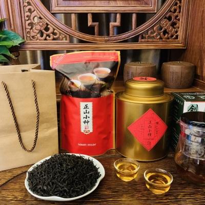 正山小种红茶武夷山2019新茶散装罐装送人蜜香型