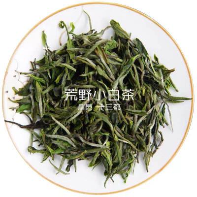 高山茶  2020年福鼎白茶小白茶 散茶 传统炭焙工艺