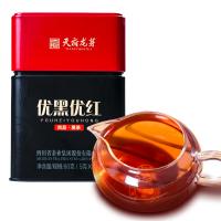四川创新黑茶(尚品)优黑优红便携礼盒装60g