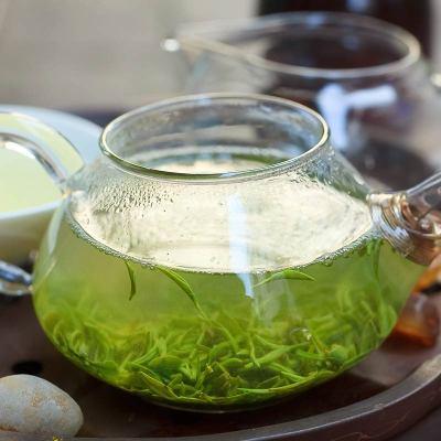 毛尖绿茶2020新茶叶特级明前嫩芽信阳散装一级小香尖浓香型500g