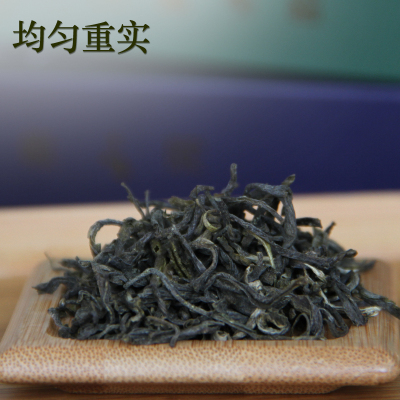 土林凤凰绿茶2019年特级茶叶散装茶绿茶袋装音速喷嘴竹叶清茶圆毛