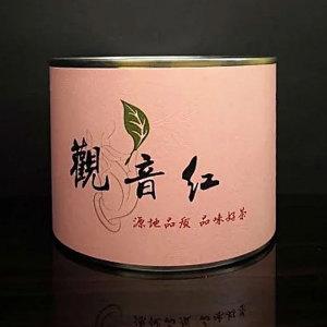 桐木关——观音红50克/罐 桐木关高山红茶 源自核心产区,别具高山气韵