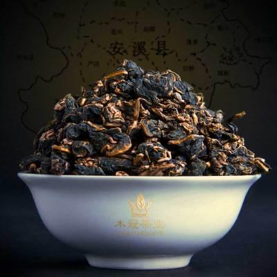 木冠茶叶 浓香 铁观音 安溪铁观音浓香型 乌龙茶叶 新茶春茶