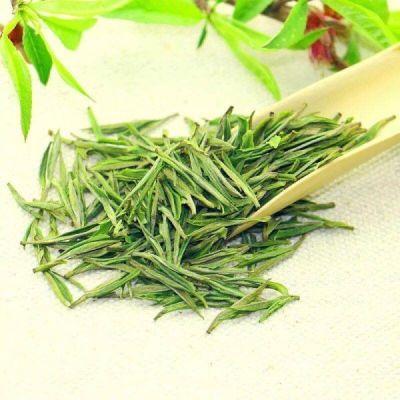2020新茶安吉白茶明前茶叶绿茶2盒共250克礼盒装一杯香茶叶散装
