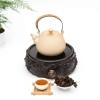 白牡丹茗政源福鼎白茶花香茶老白茶饼2012年原料350g饼瑶仙堂店