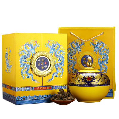 节日送礼 老茶头古树 云南普洱茶熟茶 普洱茶礼盒装600克