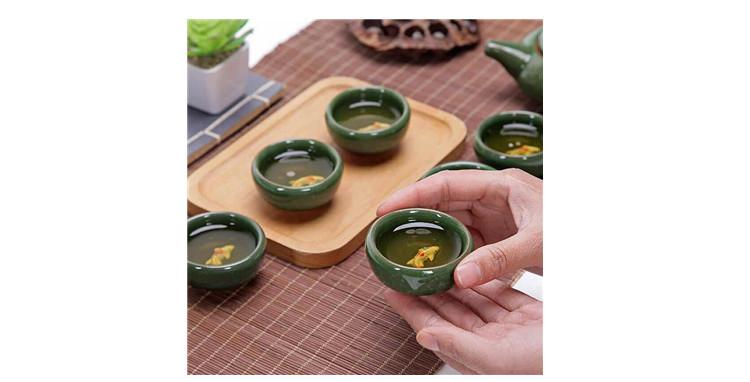 冰裂功夫茶具套装茶壶泡茶杯茶盘定制送礼家用泡茶壶茶具配件