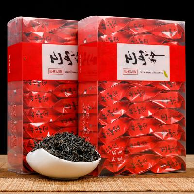 特级茶叶 正山小种 正宗武夷山浓香型巨典红茶 盒装小袋泡装250克