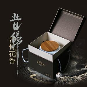 云南普洱茶生茶昔归古树茶单株龙珠茶250g生普小沱茶罐装礼盒装