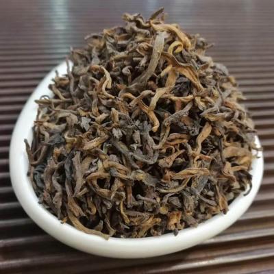 2016年普洱茶普洱熟茶100克