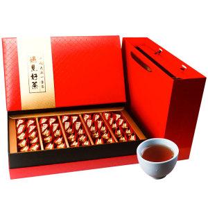正山小种红茶茶叶礼盒装正宗武夷山武夷红茶浓香型春茶250g