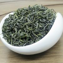 绿毛峰 绿茶耐冲泡 口味厚重 四川茶叶香茶 500g袋装