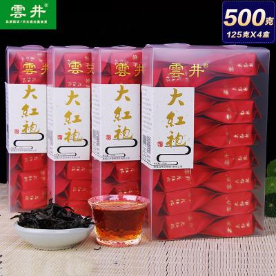 云井2019新茶大红袍茶叶乌龙茶武夷山特级正宗小包袋装浓香型500g