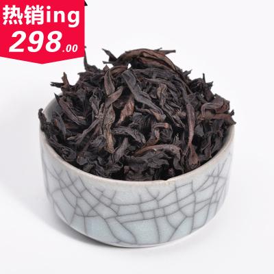 大红袍 福龙岩2号肉桂茶叶 桂皮香显 桂皮味重 茶汤醇厚 口齿留香