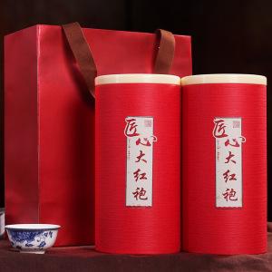 【买一送一】2019年乌龙茶 武夷岩茶 武夷山大红袍 散装罐装150克*2