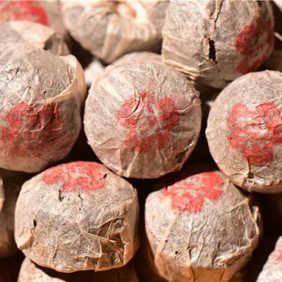 6克*30沱。大益史诗级牛货1983年勐海茶厂精品沱茶厂极品沱