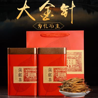 云南凤庆古树红茶 滇红茶大金针500g礼盒装