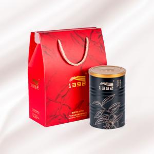 凤凰单从1392茶礼鸭屎香高山春茶品牌茶米黑罐凤凰单枞茶250g包邮