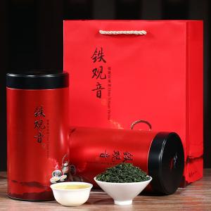 铁观音茶叶500克正宗安溪乌龙茶散装礼盒装新茶包邮