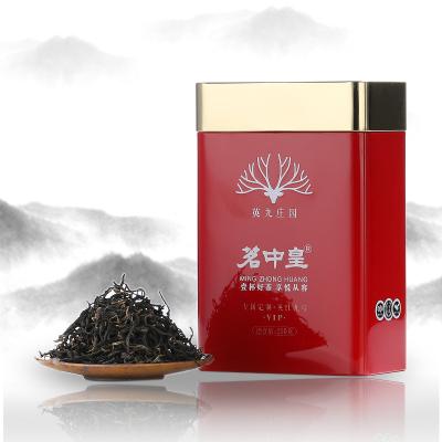 茗中皇红冠花果香英德红茶英红九号广东正品特级红茶高档红英九
