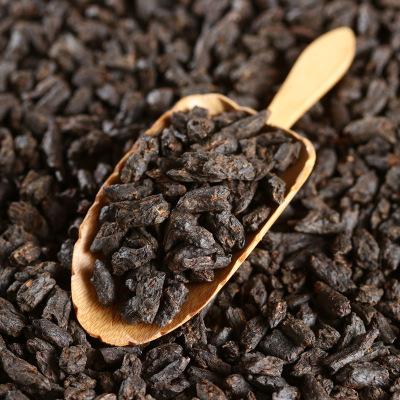 茶化石500g老茶头 2017年勐海古树茶制作碎银子茶叶