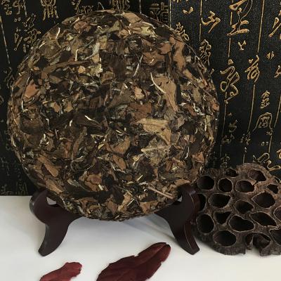 福鼎白茶 2011陈年高山特级老白茶寿眉茶饼
