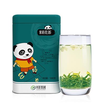 四川茉莉花茶100g