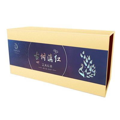 凤牌红茶 云南古树滇红工夫红茶礼盒装100g