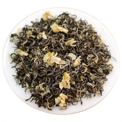 500克君子水飘雪浓香型茉莉花茶2020新茶四川茶叶特级绿茶碧潭散装