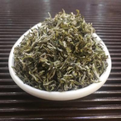 100克2020新茶手工蒙顶甘露高级明前嫩芽绿茶