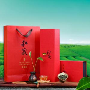 2020新茶 正宗安溪高山铁观音茶叶 乌龙茶浓香型礼盒装500克 包邮