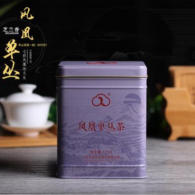[乌岽芝兰香]潮州凤凰单枞茶清香型 乌岽山高山生态单丛茶125g