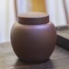 宜兴原矿紫砂茶叶罐醒茶罐茶仓储茶罐一斤装