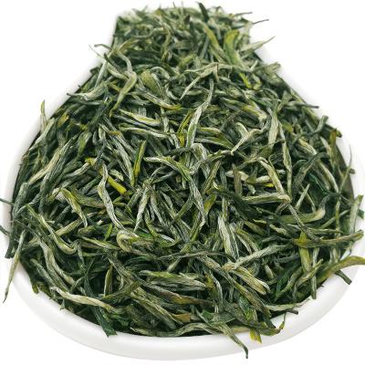 永川秀芽春茶高级绿茶2021新茶叶毛尖特级散装重庆明前浓香型嫩芽