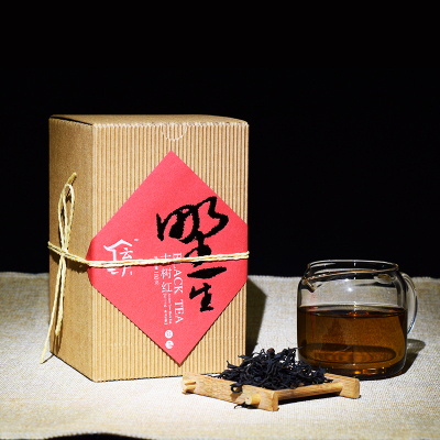 【野生古树红茶】 云南凤庆500年以上野生古树纯料 100g盒装云户