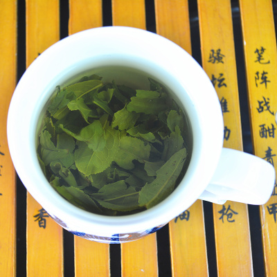高山雨前2020六安瓜片新茶绿茶茶叶浓香100克农家散装味醇手工制