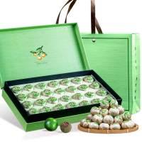 木冠茶叶 绿礼盒 小青柑熟普 新会小青柑普洱茶熟茶