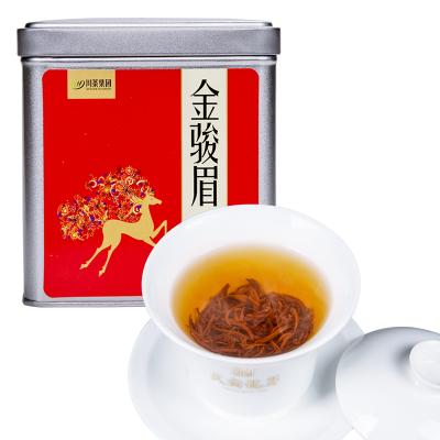 金骏眉工夫红茶红茶柔雅蜜香型100g