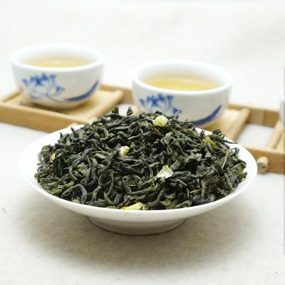 新品 茉莉花茶 茉香绿茶 100g*5袋装浓香型横县花茶