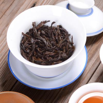 武夷岩茶大红袍3号清香型中火乌龙茶 散装