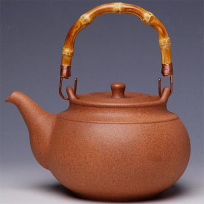 宝满烧水陶壶小号(榖栗)