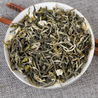 500克 云南茉莉花绿茶 特级浓香茉莉 大白毫滇绿茶 500g